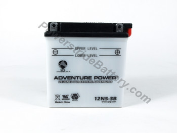 JIS 12N5-3B Battery Replacement