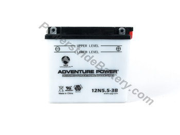 Power-Sonic 12N5.5-3B Battery Replacement