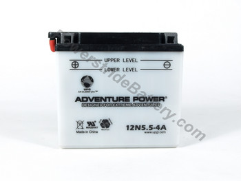 Adventure Power 12N5.5-4A Battery