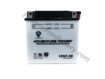 Adventure Power 12N7-3B Battery