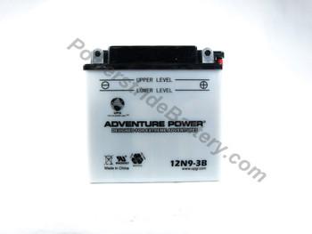 JIS 12N9-3B Battery Replacement