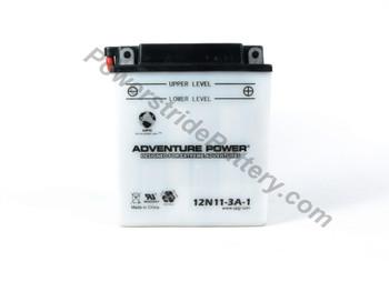 Adventure Power 12N11-3A-1 Battery