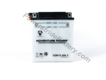 JIS 12N11-3A-1 Battery Replacement