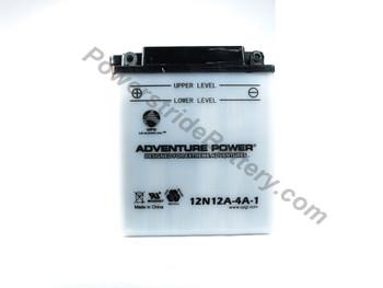 JIS 12N12A-4A-1 Battery Replacement