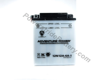 Power-Sonic 12N12A-4A-1 Battery Replacement