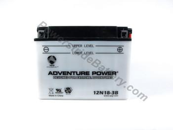 Adventure Power 12N18-3B Battery