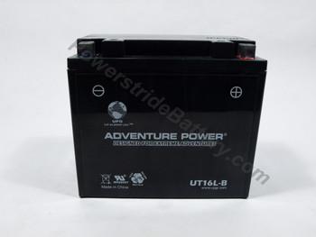 Deka ETX16L(1) Battery Replacement