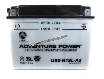 Deka Y50-N18L-A3 Battery Replacement
