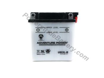 Adventure Power UB3L-B Battery (YB3L-B) (42502+D1724)