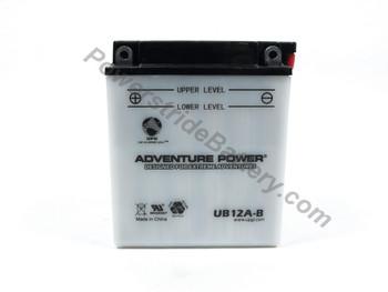 JIS 12A-B Battery Replacement
