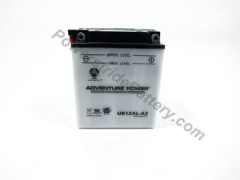 Adventure Power UB12AL-A2 Battery (YB12AL-A2)