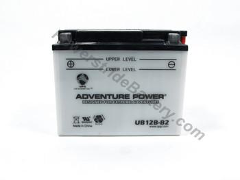 Deka YB12B-B2 Battery Replacement