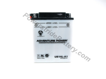 Adventure Power UB14L-A1 Battery (YB14L-A1)