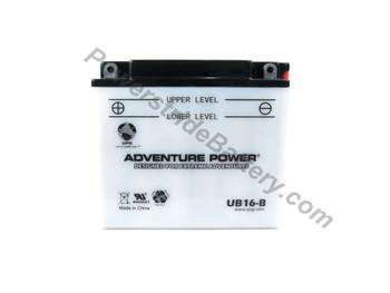 Adventure Power UB16-B Battery (YB16-B)
