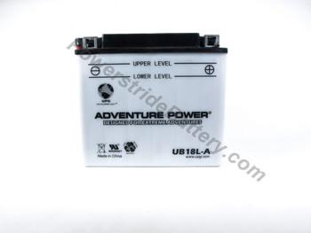 Moto Guzzi YB18L-A Battery Replacement