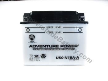 Suzuki LT-4WD QuadRunner (Opt) Battery (1987-1999)