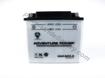 JIS 60-N24-A Battery Replacement