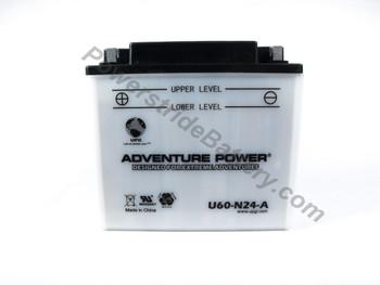 Polaris Sprint (Electric Start) Battery (1986-1990)