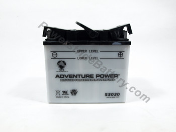 Motocross M2230B Battery Replacement