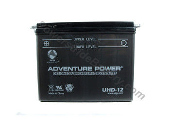 Harley-Davidson 66007-84 Battery Replacement - UHD-12 (discontinued)
