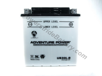 JIS 30L-B Battery Replacement