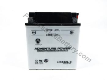 Adventure Power UB30CL-B Battery (YB30CL-B)