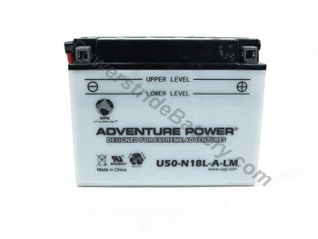 Adventure Power U50-N18L-A-LM Battery (Y50-N18L-A-CX)