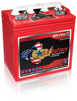 Club Car Villager 8 Volt Golf Cart Battery - US8VGCXC2