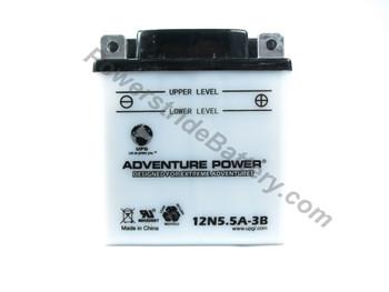 Aprilia ETX 650 Battery (Kick-start)