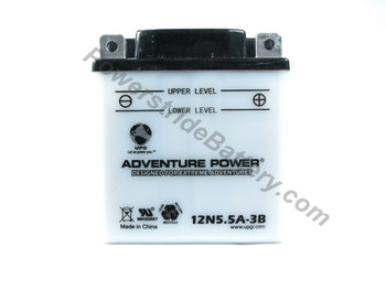 Aprilia AS 125 R Battery (2000-1991)