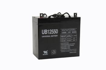 UB12550 Battery - 22NF Deep Cycle Battery 12 Volt 55Ah (40740)