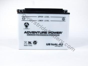 Ducati Police Battery (1995)