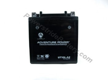 Gilera ER Electric-Start Battery