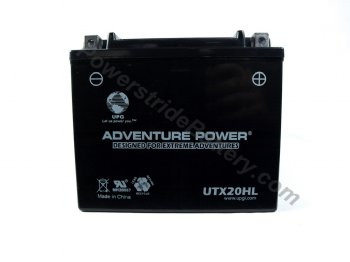 Harley Davidson FXD/FXST Dyna (1340cc) Motorcycle Battery (1999-1997)