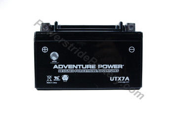 Kymco People 125 125cc Motorcycle Battery (2010-2009)