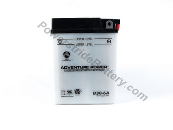 Panther 645/120 645cc Motorcycle Battery