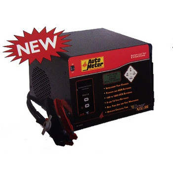 AutoMeter XTC-160 Battery Tester with Automatic Fast Charge AGM