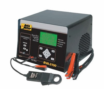AutoMeter BVA-2100 Automated Charging System Analyzer