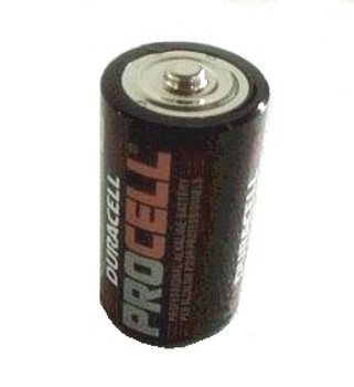 Duracell Procell C Alkaline Batteries - 12 pack