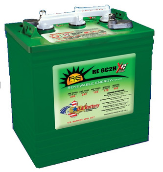 REGC2H Solar Battery - by US Battery