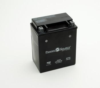 WPX14AH-BS Motorcycle Battery - YTX14AH-BS
