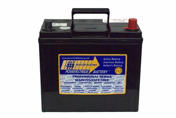 Acura TSX Battery (2010-2004, L4, 2.4L)
