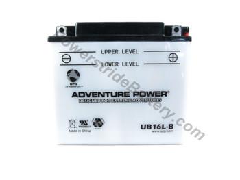 Arctic Cat Cougar Snowmobile Battery (1985-1990)