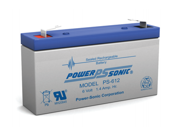 Power-Sonic PS-612 Battery