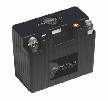 Phantom APP07L2-BS12 Lithium-Iron Phosphate (LiFePO4) Powersports Battery