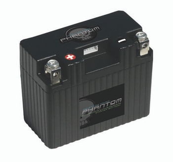 Phantom APP09A2-BS12 Lithium-Iron Phosphate (LiFePO4) Powersports Battery
