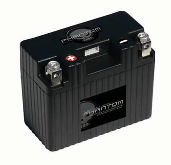 Phantom APP12A1-BS12 Lithium-Iron Phosphate (LiFePO4) Powersports Battery