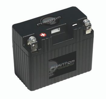 Phantom APP14A2-BS12 Lithium-Iron Phosphate (LiFePO4) Powersports Battery (48055)