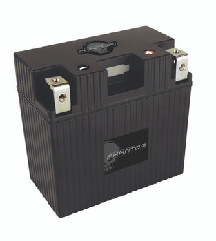 Phantom APP21L6-BS12 Lithium-Iron Phosphate (LiFePO4) Powersports Battery
