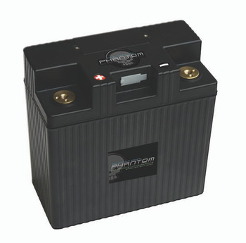 Phantom APP24A3-BS12 Lithium-Iron Phosphate (LiFePO4) Powersports Battery